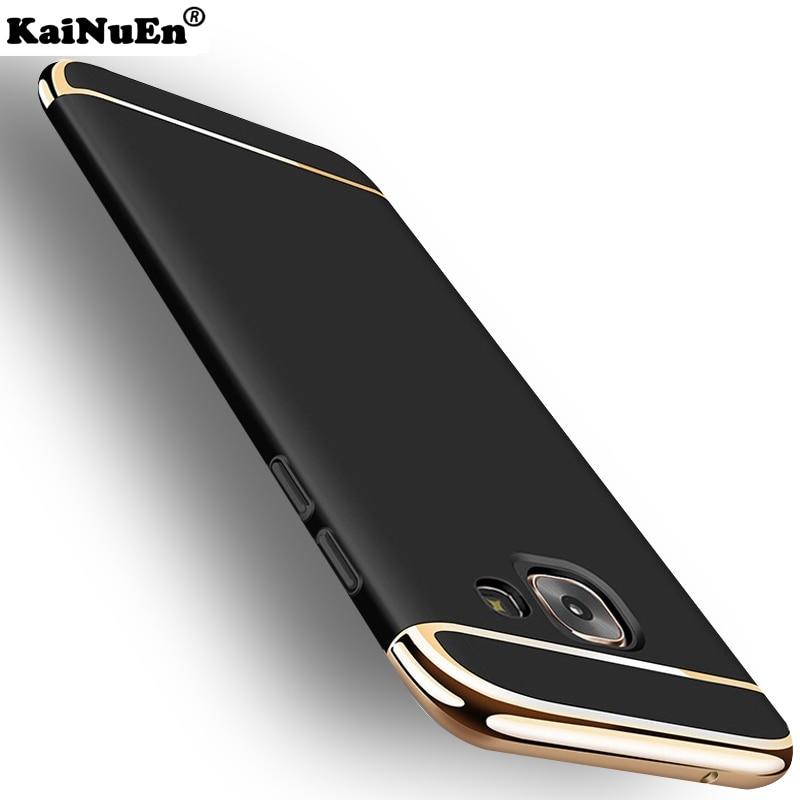 KaiNuEn Luxury Ultra Thin Shockproof Armor hårdplast mobiltelefon - Reservdelar och tillbehör för mobiltelefoner