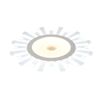 Ã�ウンドled超薄型リビングルーム天井ランプ暖かいアクリル寝室のランプオリジナリティ簡単なレストランシーリングライトLO7244