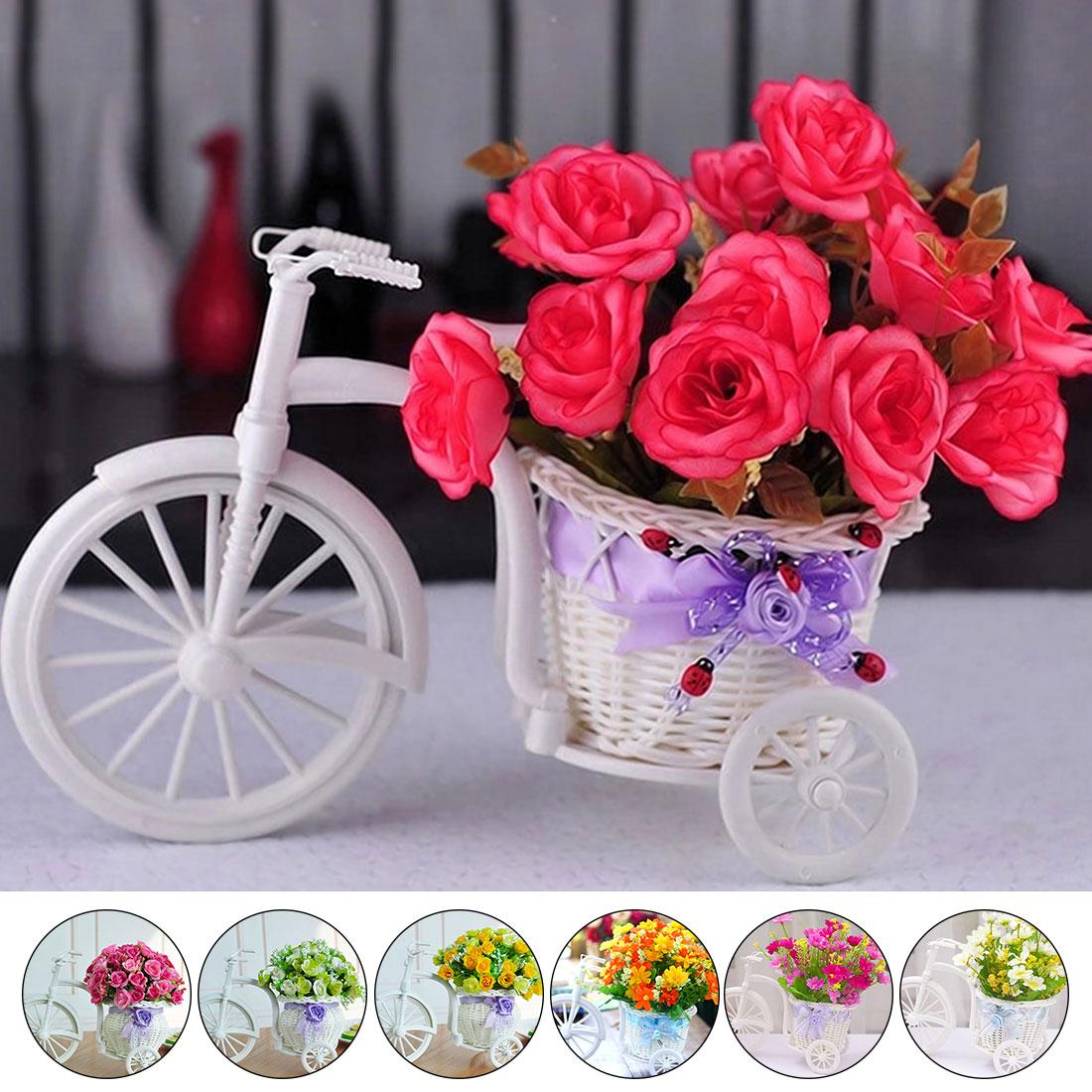 Floral Wedding Card Manufacturer From Hosur: Aliexpress.com : Buy 32 Kinds Style Rattan Vase + Flowers