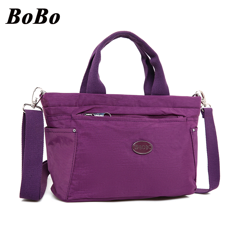 New Women Tote Bags for Woman Nylon Handbag Female Shoulder Bag Ladies Crossbody Bags bolsa sac a main femme de