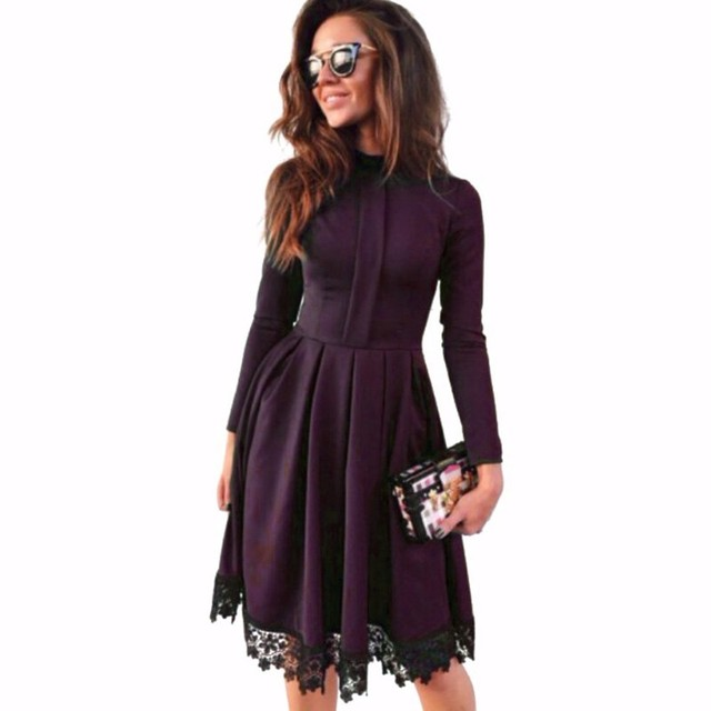 Long dress vintage 002