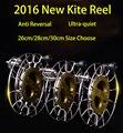 O envio gratuito de alta qualidade grande pipa weifang kite roda de aço stainess carretel de pipa fácil controle da fábrica ao ar livre brinquedos de kitesurf
