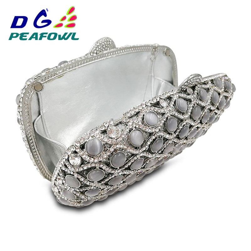Plaid Diy Mode Party Geldbörse Kupplungen Gold Bankett Gestreiften Damen silver Kette Clutch Tag Champagner Diamant Tasche Prom Abend Frauen Luxus fwUxAq