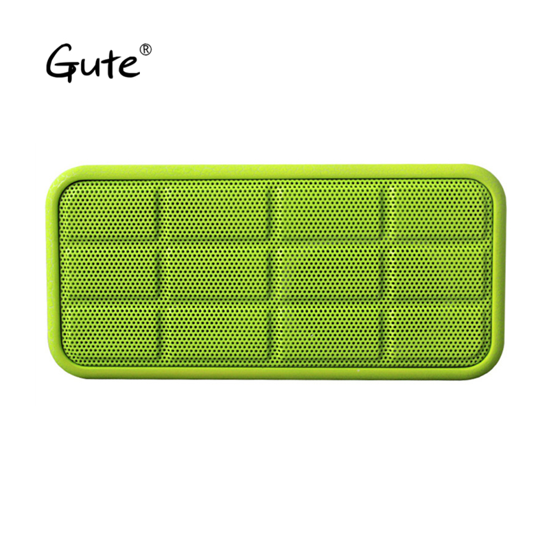 Gute Spain <font><b>bluetooth</b></font> speaker portable Crackle texture FM radio woofer <font><b>radyo</b></font> aged Elderly caixa de som altavoz portatil pb3 jot