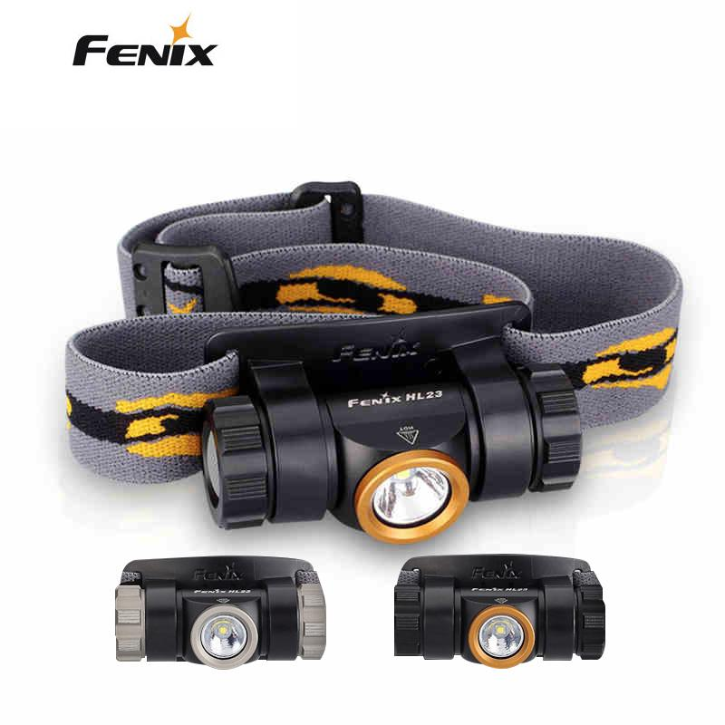 Free Shipping FENIX HL23 Cree XP-G2 R5 LED Waterproof AA Headlamp