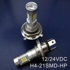 High Quality 12/24VDC 10-30VDC 10W Car H4 Led fog lamp,Auto H4 led fog light,Led Lamp,H4 Led Bulb free shipping 10pcs/lot