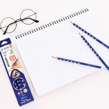 12 шт/кор Творческий Однотонная одежда карандаш с отверстие