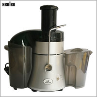 Xeoleo Apple Juicer Household Juice machine Commercial Juice extractor 800W Juicing Automatic Pulp Ejection Centrifugal Juicer