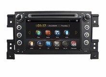 HD 2 din 7″ Car DVD GPS Navigation for Suzuki Vitara 2005-2011 With USB Bluetooth IPOD TV Radio/RDS SWC USB AUX IN