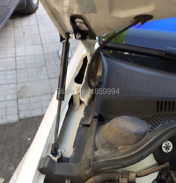 цена for 2012-2017 vw jetta mk6 front hood Engine cover supporting Hydraulic rod Strut spring shock Bars bracket