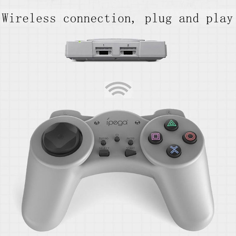 Mini wireless  Gamepads for PG-9122 PS Game Console Classic no Joystick Game Controller Game ControllerMini wireless  Gamepads for PG-9122 PS Game Console Classic no Joystick Game Controller Game Controller