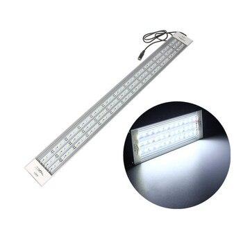 Chihiros UM-Série Aquarum Conduziu a Iluminação Do Tanque de Peixes de Água Plantas Cresce a Luz Led Overhead 5730 Lâmpada LED com Dimmer controlador