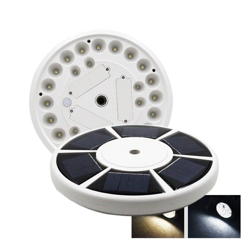 Solar Lights Extra Bright: Solar 26 LED Ultra Bright Outdoor Camping Lamp Tent Light