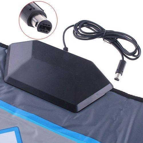OSTENT Non-slip Dance Revolution Dancing Pad Mat for Nintendo Wii GameCube NGC DDR Games