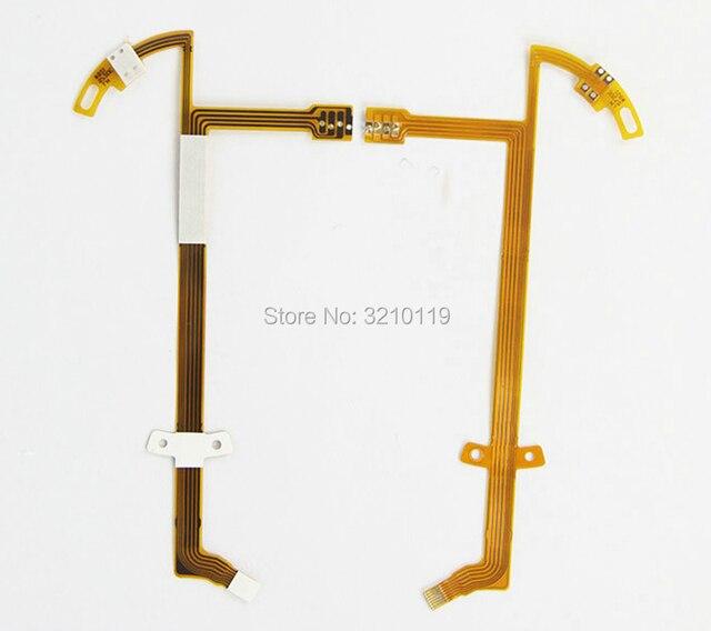 """20 יחידות/חדש עדשת צמצם להגמיש כבלים עבור Tamron SP AF 70 300 מ""""מ 70 300 מ""""מ חלק תיקון (לcanon מחבר)"""
