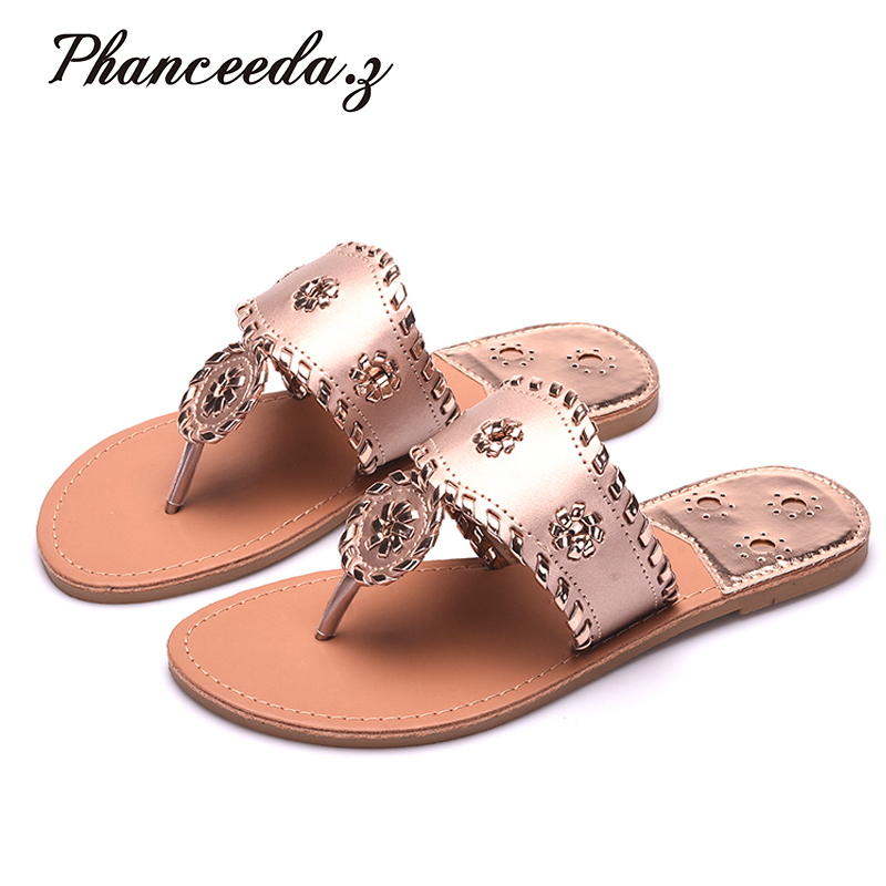 New 2018 Shoes Women Sandals Fashion Flip Flops Summer Style Hair ball Chains Flats Solid Slippers Sandal Flat Free Shipping new 2018 shoes woman sandals wedges lovely jelly shoes solid casual slippers summer style fashion slides flats free shipping