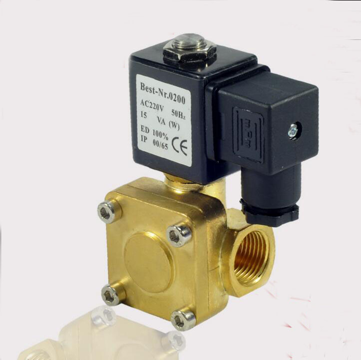1/2 Normally Close 0927 Series 1600 Kpa Pilot Operated 0927200 Solenoid Valve