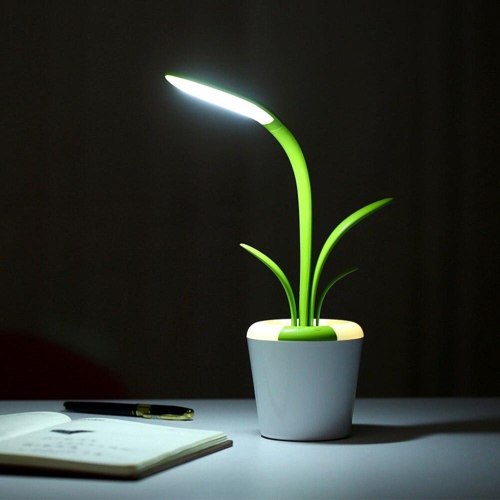 Licht & Beleuchtung Usb Led Lesen Licht Tisch Lampe Auge Pflege Schreibtisch Lampe Drei Helligkeit Ebene Flexible Arm Licht Für Studium Arbeits Schlafzimmer Lampe GroßE Auswahl;