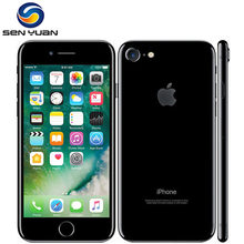 "Apple iPhone 7/iPhone 7 Plus Quad-core 12.0MP Camera 32G/128G/256G rom 4.7 ""/5.5"" Vingerafdruk 4G Unlocked Originele Mobiele Telefoon(China)"