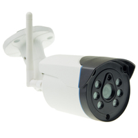 Security Camera With 2 0Megapixel CMOS 3 6mm HD Lens Resolution Onvif Waterproof Outdoor IR CUT