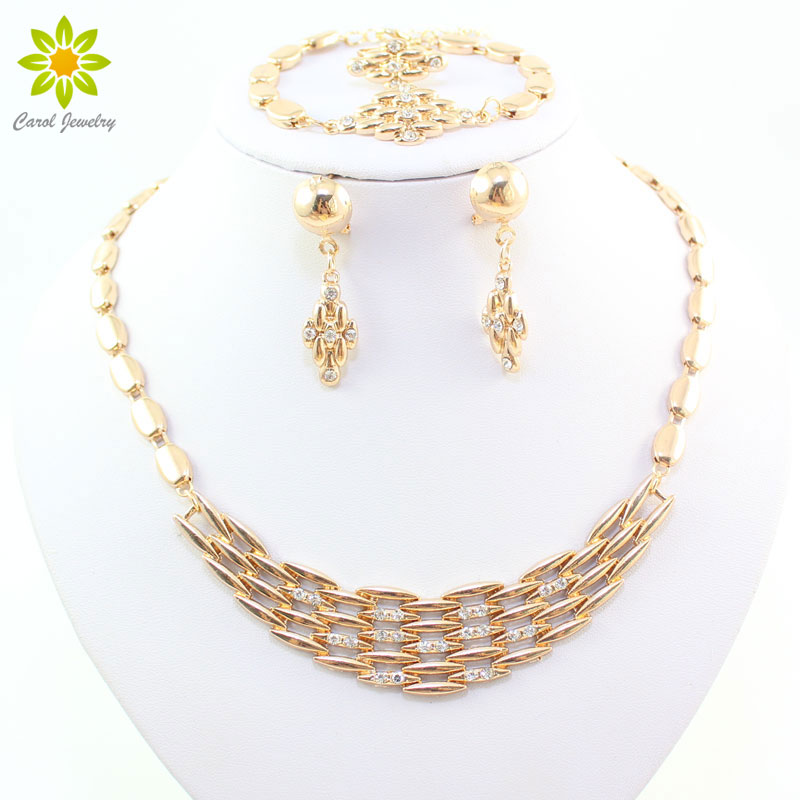 Bulk African Jewelry Fine Jewelry Sets For Women Fashion African Costume