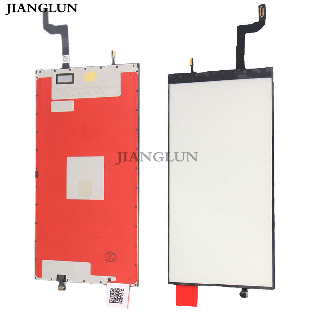 JIANGLUN LCD Screen Display Backlight Film Home Button Flex Cable For iPhone 6S Plus 5.5 inch image