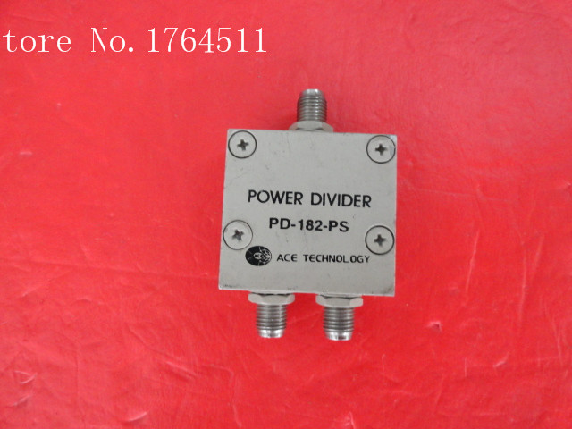 [BELLA] ACE PD-182-PS 1.7-2.4GHz Two SMA Power Divider