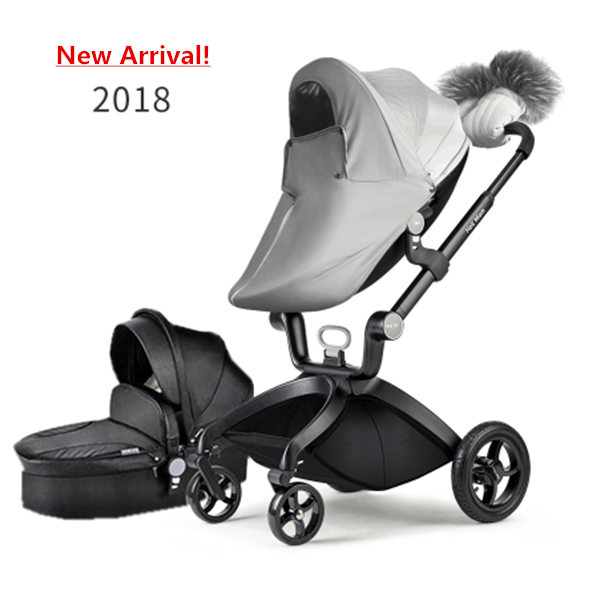 Brand Baby Strollers 3 in 1 Baby Car Folding Light Baby Stroller ...