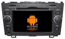 S160 Quad Core  Android 4.4.4 car audio FOR HONDA CRV (2006-2011) car dvd  player head device car multimedia car stereo