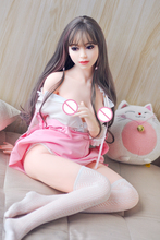 150CM Japanese Realistic sex dolls flat breast Oral Vagina Anal yang Adult sexy Doll male  life size silicone doll for sex robot