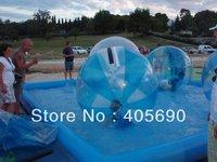 Людской шарик воды ходок прокатки шар Агуа Бола