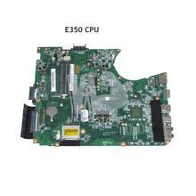 NOKOTION DA0BLEMB6E0 A000080750 Para Toshiba Satellite L750 L750D L755 Motherboard E350 CPU Onboard DDR3 placa Principal