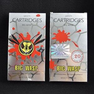 Image 5 - Original BIGWASP Standard Curved Round Magnum Tattoo Needle Cartridge 5/7/9/11/13/15/17/19/21/23/25/27RM