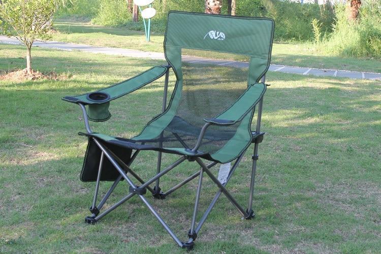 Scomparsa giardino poltrona reclinabile sedile sgabello da pesca