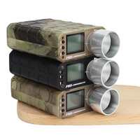 Camouflage Hunting Airsoft BB Shooting Chronograph Speed Tester Hunting Accessories
