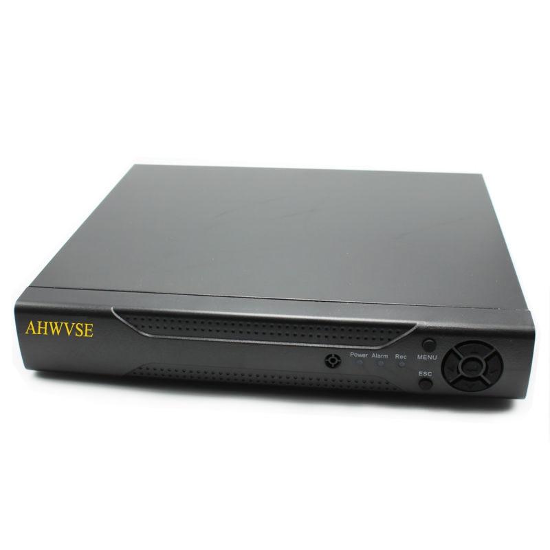 AHD 1080N 4CH 8CH 16CH CCTV DVR Mini DVR 5IN1 Pour CCTV Kit VGA HDMI Système de Sécurité Mini NVR Pour 1080 P Caméra IP Onvif DVR PTZ