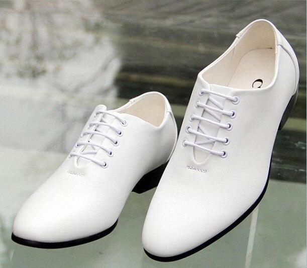 10c3b7510 Zapatos para vestido blanco de hombre – Vestidos baratos