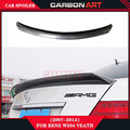 mercedes c class sedan 4 doors w204 C63 C180  C200 C230 C280 C300 C350 on sale 2007-2014 Veath style custom car rear spoiler