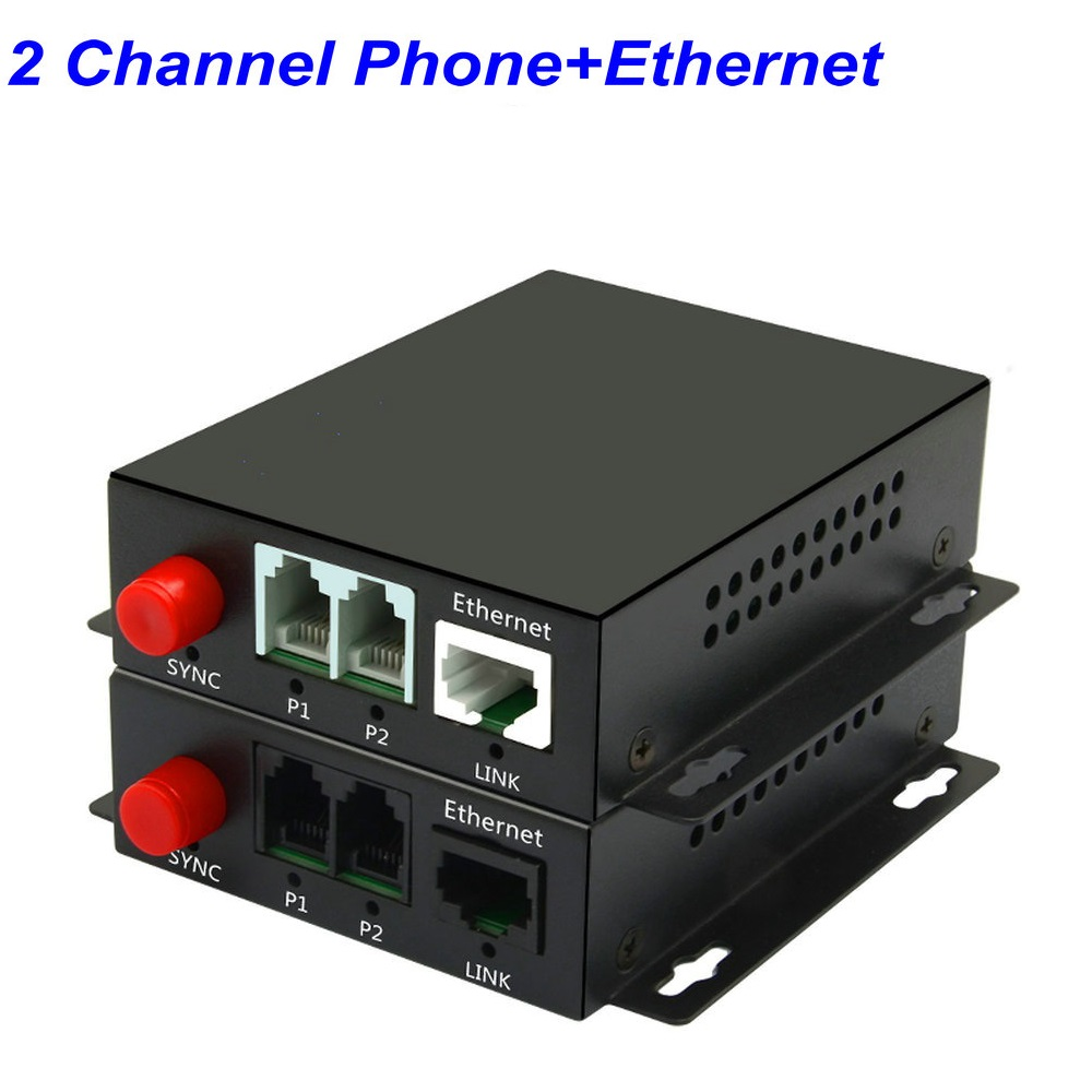 1 Pair 2 Channel-PCM Voice Tel Over Fiber Optic Multiplexer Extender with 100M Ethernet,Support Caller ID and Fax Function1 Pair 2 Channel-PCM Voice Tel Over Fiber Optic Multiplexer Extender with 100M Ethernet,Support Caller ID and Fax Function