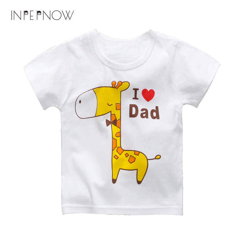 INPEPNOW Baby Little Girls Clothing T-shirt Top Tees T Shirts Children Blouse T-shirts Super Quality Kids Summer Rabbit DX-LXD22