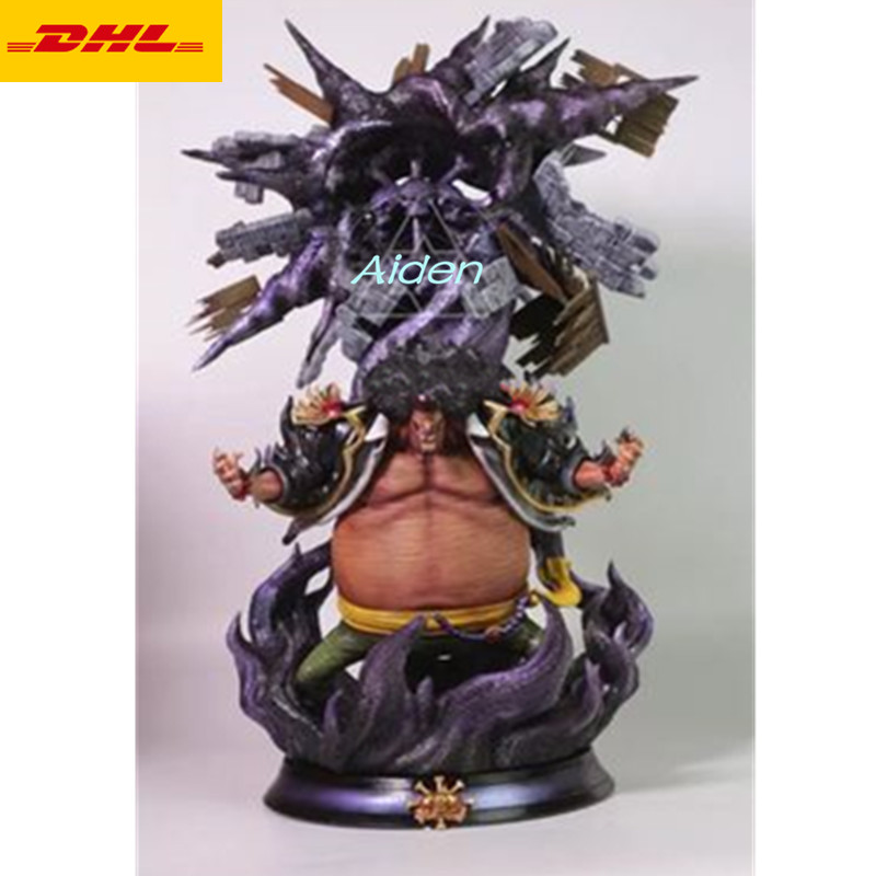 23 ONE PIECE Statue Blackbeard Pirates Bust Marshall.D.Teach Full-Length Portrait Opponent Ace GK Action Figure Toy 58CM Z57023 ONE PIECE Statue Blackbeard Pirates Bust Marshall.D.Teach Full-Length Portrait Opponent Ace GK Action Figure Toy 58CM Z570