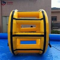 1,5x2 m Высокое качество воды роликовые игрушки людской надувной круг для купания для бассейн