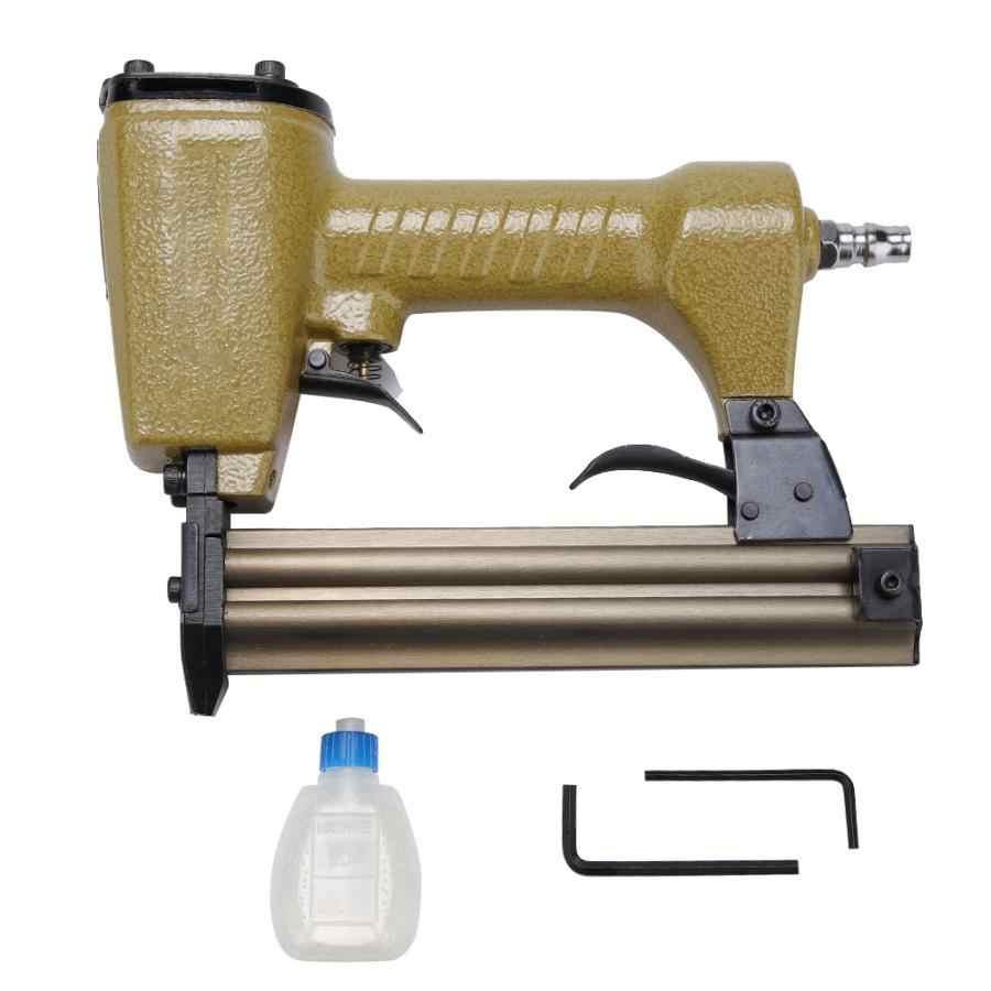 Nail Gun 1/4 inch Pneumatische Tacker Nail Gun Power Tool voor Meubels Houtbewerking Pneumatische Nail Gun