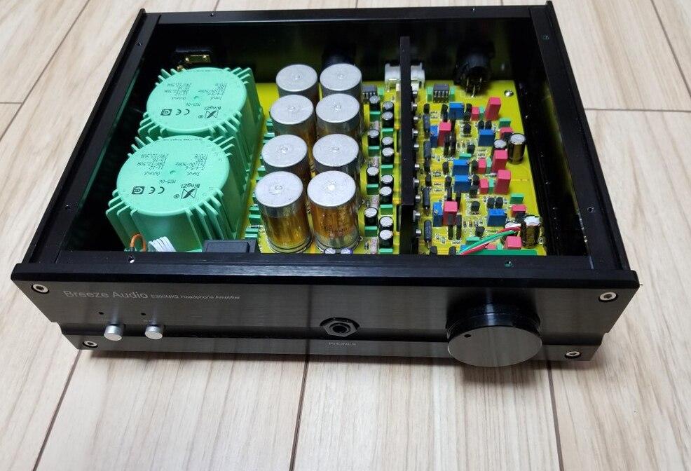 QHA5 Haute-fin Composant Discret Classe A Casque Amplificateur