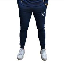 YEMEKE 2018 New Jogger Pants Men Cotton comfortable Sweatpan