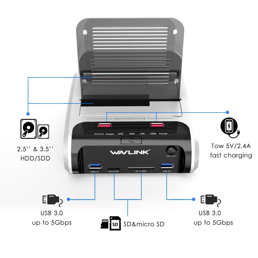 Wavlink SATA HDD 2.5