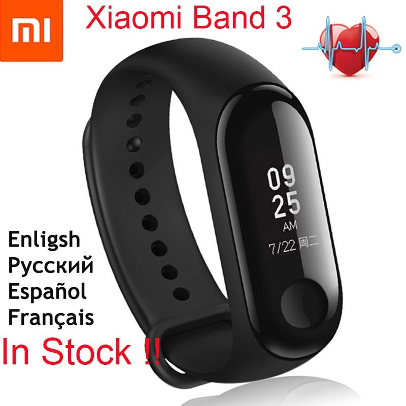 Englisch Version! original Xiao mi mi Band 3 Smart Armband 0,78