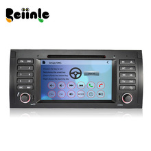 Car 2 Din  for BMW X5  M5 E39  E53 DVD GPS Stereo Device Head Unit Navigation Radio Player