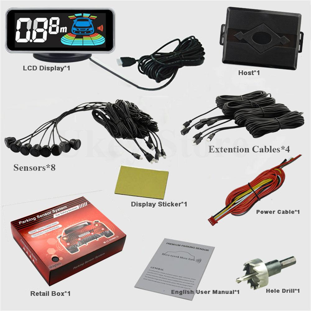 8 sensors
