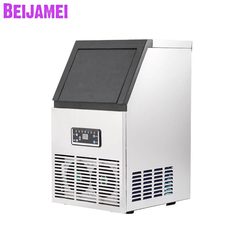 BEIJAMEI New Electric máquina de fazer Gelo 40 KG/50 KG/KG por dia 60 Comercial fabricante de cubo de Gelo para venda